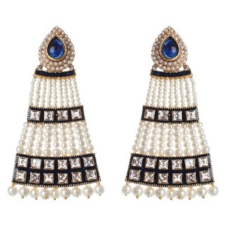 12 types of ethnic earrings