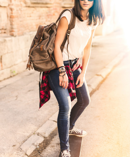 12 ways to style your jeans