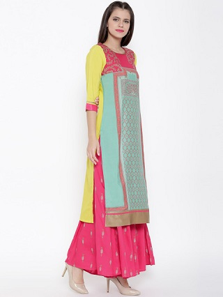 13 colourful kurtas to buy online