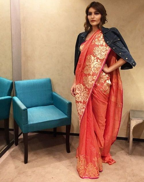 3 how to style a saree