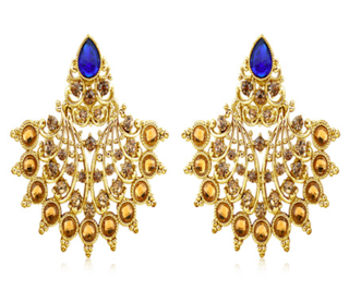 3 types of ethnic earrings