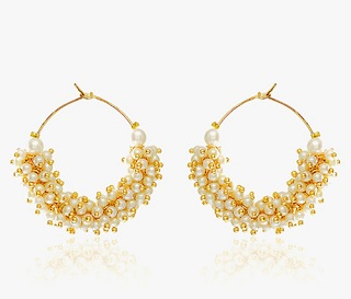 5 types of ethnic earrings