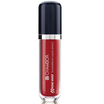 Chambor Extreme Wear Transferproof Liquid Lipstick - Oh My Rouge 435 - Best Long Lasting Lipsticks