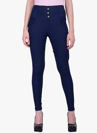 8. treggings and jeggings for women