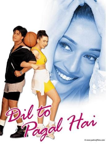 Breakup Movies For Girls- Dil Toh Pagal Hai