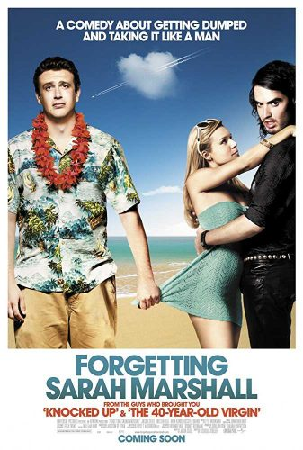 Breakup Movies For Girls- Forgetting Sarah Marshall