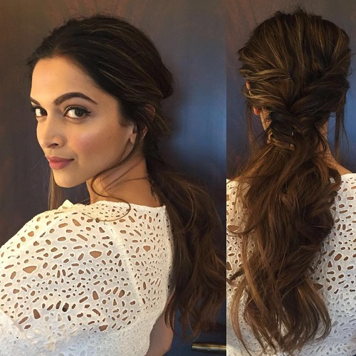 1 hairstyles for the mehendi