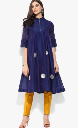 11 kurtas for all the wedding functions