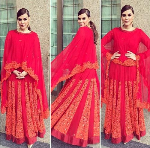 2 indian fashion trends
