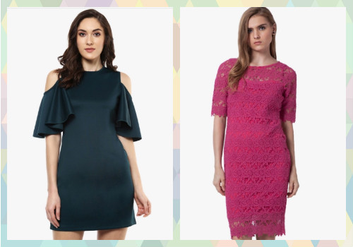 3 dresses for different body shapes
