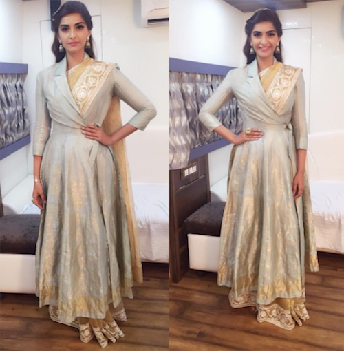 3. sonam kapoor outfits