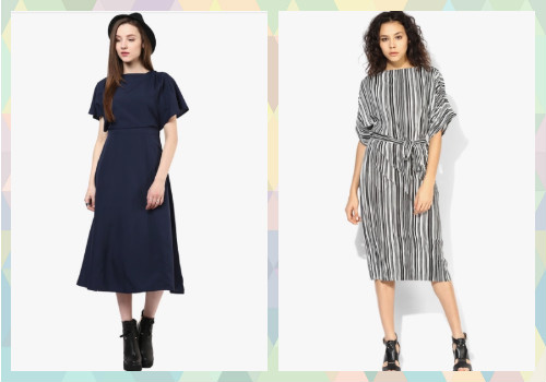4 dresses for different body shapes
