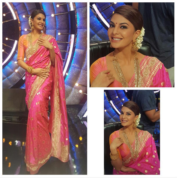 6 hairstyles for the shaadi season - Jacqueline Fernandes