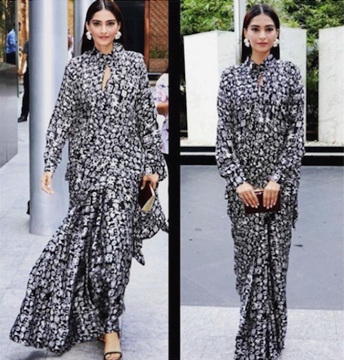 9. sonam kapoor outfits