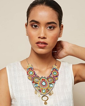 beaded-necklace-types-of necklace