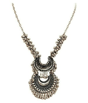 chunky-silver-necklace-types-of-necklace