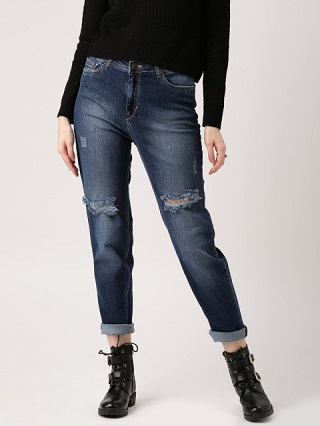11 ripped jeans