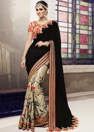14 affordable sarees
