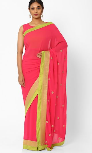 2 affordable sarees