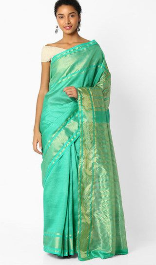 3 affordable sarees