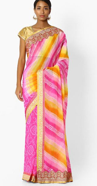 4 affordable sarees