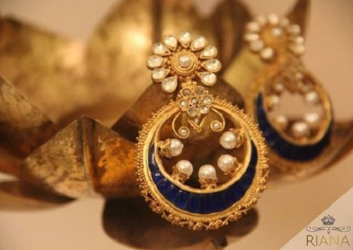 4 types of bridal jewellery