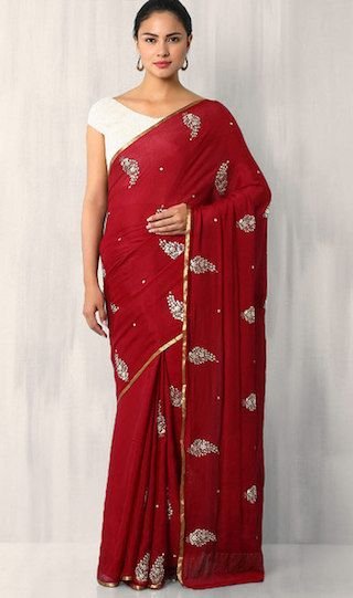 6 affordable sarees