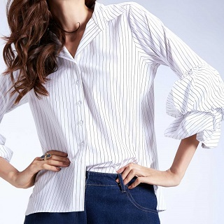 8 tops to make your arms look slimmer