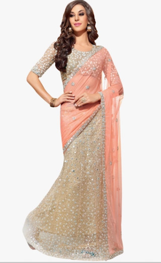 9 affordable sarees