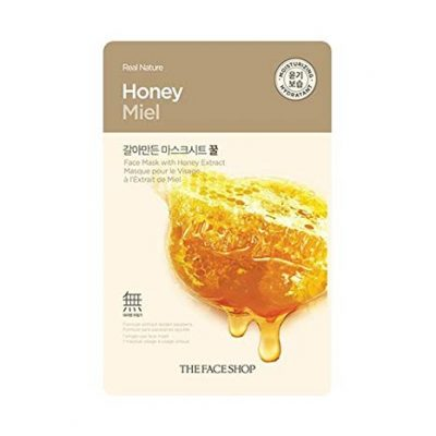 Face Shop Real Nature Honey Face Mask
