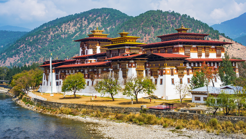 1 international honeymoon destinations - Bhutan