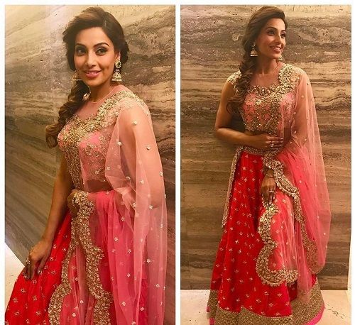 3 colour combinations for your sangeet outfit