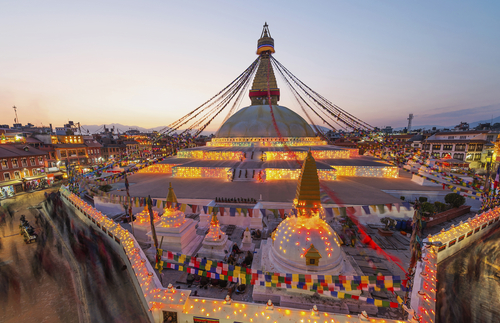 4 international honeymoon destinations - Nepal