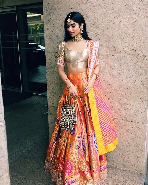 5 colour combinations for your sangeet outfit