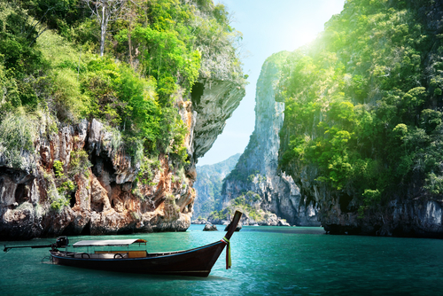 8 international honeymoon destinations - Thailand