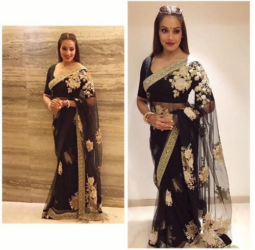 8 look sexy in indian wear