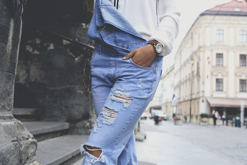8 style your old clothes