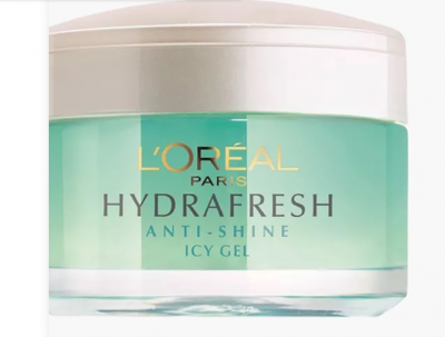 Paris Hydrafresh Anti-Shine Icy Gel