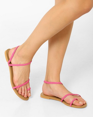 10 affordable strappy sandals