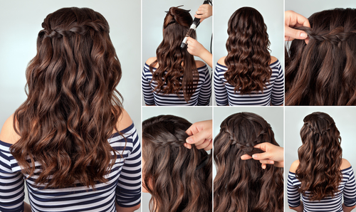 Easy Simple Hairstyles For College Girls Step By Step Guide