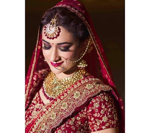 10 makeup artists in Delhi