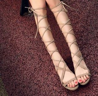 12 affordable strappy sandals