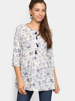 13 kurtis to wear with jeans