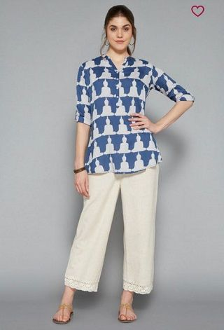 14 kurtis to wear with jeans