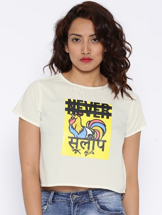 16 tops for college girls under rs 300