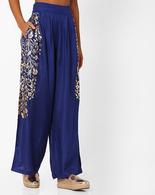 2 palazzo pants to pair with kurtas