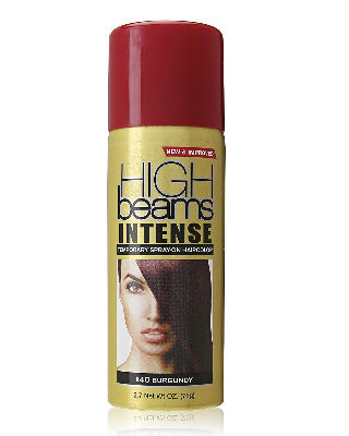 2 products to colour your hair temporarily