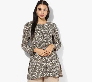 3 kurtis to wear with jeans