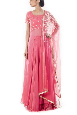 3 sangeet outfits
