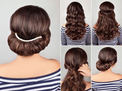 4 hairstyles for college girls